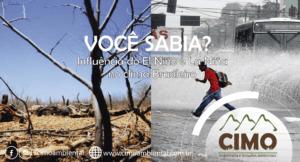 Você Sabia? El Niño e La Ninã